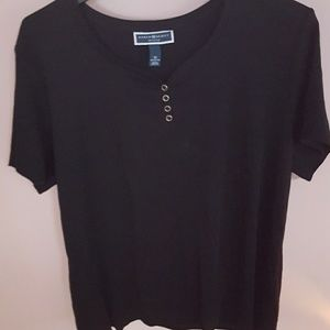Karen Scott Plus Size Woman's Shirt!!! 3X