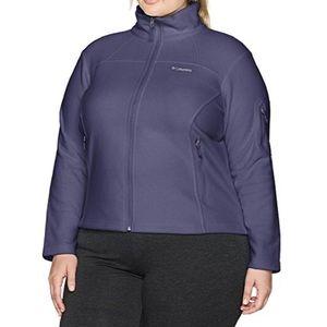 Cozy Columbia NWT 💙 fleece jacket!