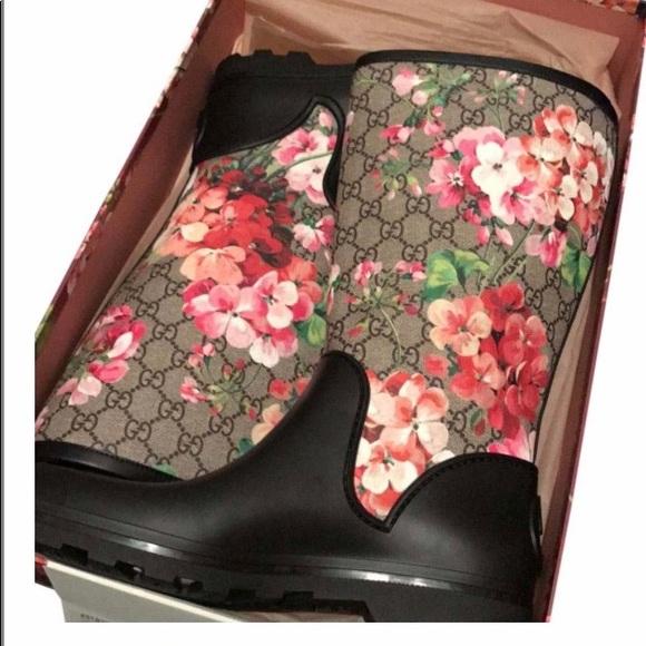 Gucci Blooms Supreme Floral Flower Rain