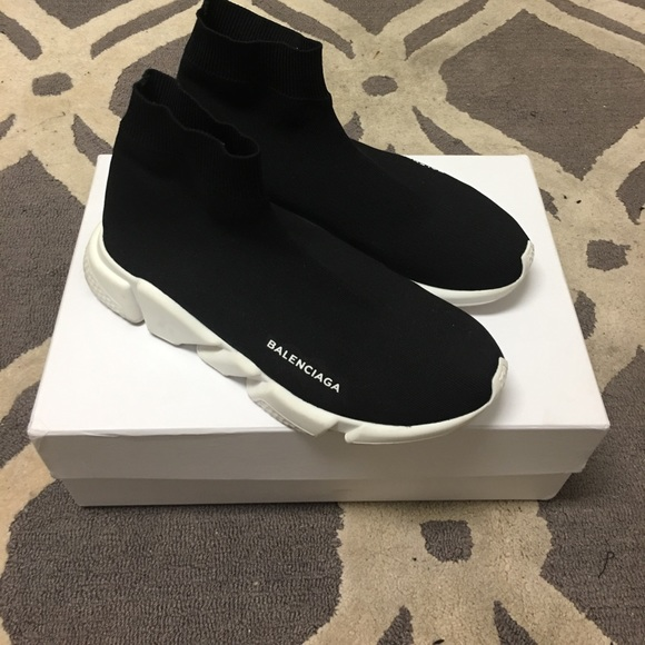 8ca8ac3f129f Balenciaga Other - Balenciaga Speed Trainer (used) sz 43 or sz 9.5 10