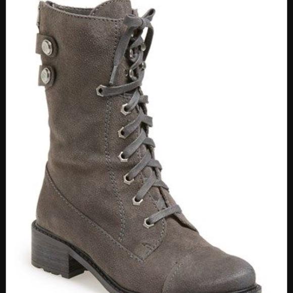 4d640a35f Sam Edelman Darwin Combat Boot Suede. M 5a078848c6c79562370e5a4f