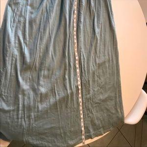 Mara Hoffman Dresses - MARA HOFFMAN LOTUS EMBROIDERED MAXI DRESS
