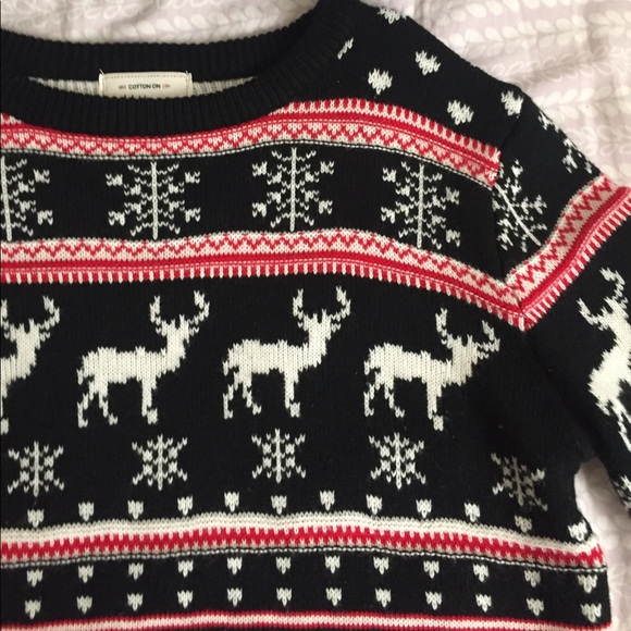 62% off Cotton On Sweaters - Cotton On Christmas Sweater from Pv's ...