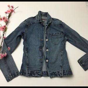 Silver Jeans Denim Jacket