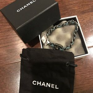 CHANEL Jewelry - Authentic Chanel bracelet- NO LOWBALL OFFERS