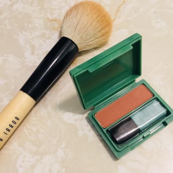 Clinique Makeup Blush Kit In Lucky Clover Poshmark