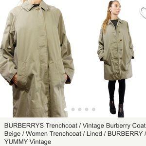 df7ec9ae726346 Burberry Jackets & Coats - BLACK FRIDAY SALE Burberry Vintage coat large