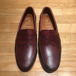 "Allen Edmonds ""Cavanaugh"" loafer."