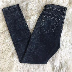 Nasty Gal Kancan skinny jeans
