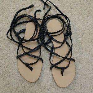 Gladiator sandal - colin stuart - Victoria Secret