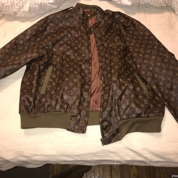 louis vuitton jackets coats jacket poshmark. Black Bedroom Furniture Sets. Home Design Ideas
