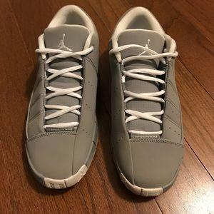 1d65ca4982f519 Air Jordan Shoes - Youth gray JORDAN Team Elite 2 Shoes