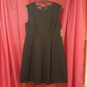 Black Tea Dress