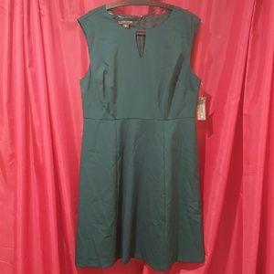 Hunter Gree Tea Dress
