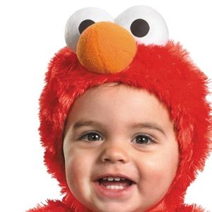 Disguise Costumes - Toddler Elmo Plush Child Costume Size 3T-4T New  sc 1 st  Poshmark & Disguise Costumes   Toddler Elmo Plush Child Costume Size 3t4t New ...