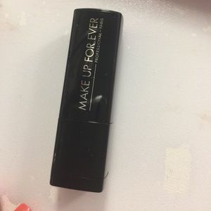 Make Up For Ever lipstick deluxe sample