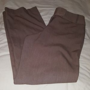 Rafaella studio brown pant Size 6