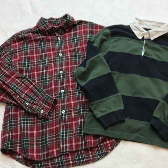 8250390af Gap Gymboree Boys Medium Size 10 Shirt Bundle