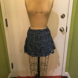 Nike 80's Style High Waisted Pleated Tennis Skirt
