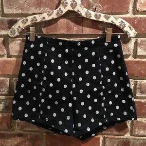 Urban Outfitters high waisted mini shorts Sz 4