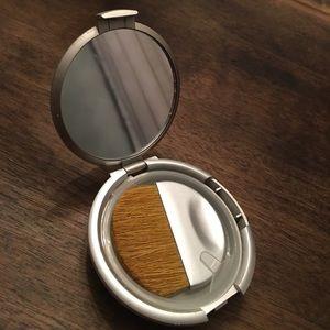 Unused empty loose powder makeup kit