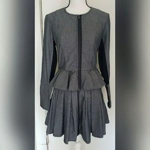 A|X Armani Exchange Dress Jacket Blazer Size Small