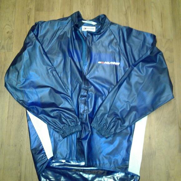 e3162739b9 Tommy Hilfiger Jackets & Coats   Athletics Raincoat   Poshmark