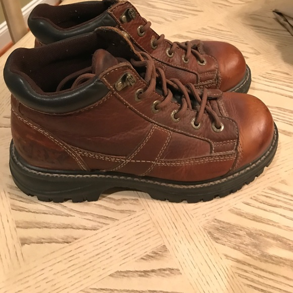 3576847627c0 GBX Other - GBX leather boots men s