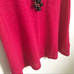 Express Tops - Express Hot Pink Magenta Sleeveless Blouse Sz. S