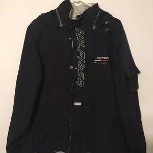 Tommy Hilfiger jeans athletics windbreaker jacket