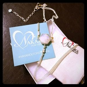 Wren Stone Necklace