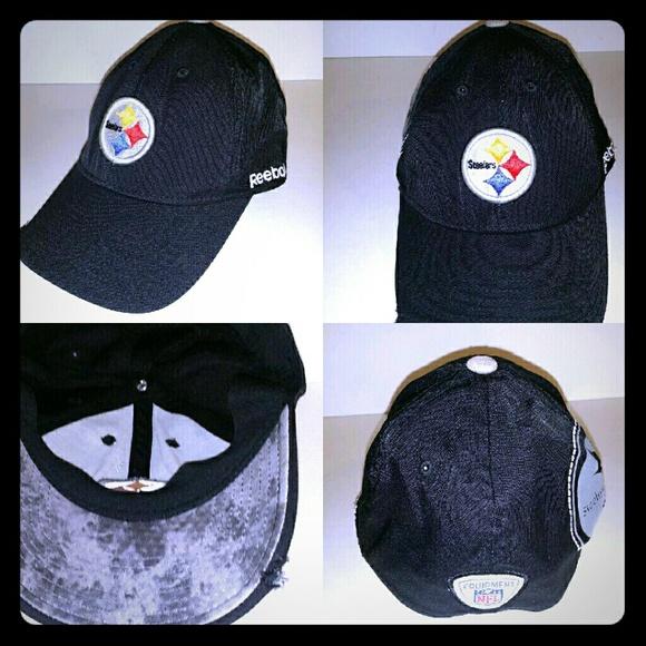 d28c06e3 Pittsburgh Steelers NFL Equipment Reebok OnField B