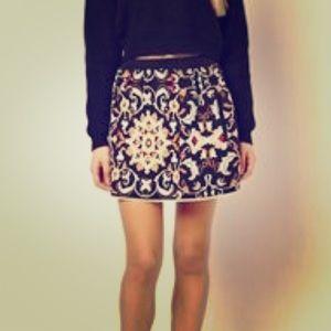 PULL&BEAR knit skirt.
