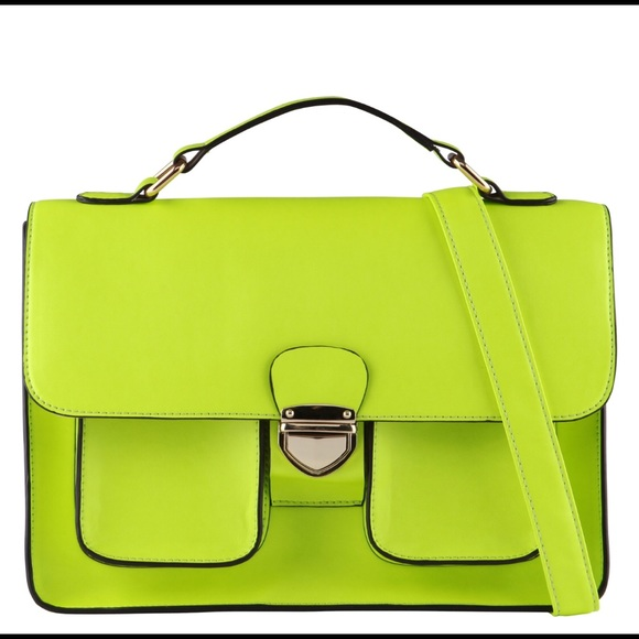 355af58d6 Aldo Bags | Lime Green Shoulder Bag | Poshmark