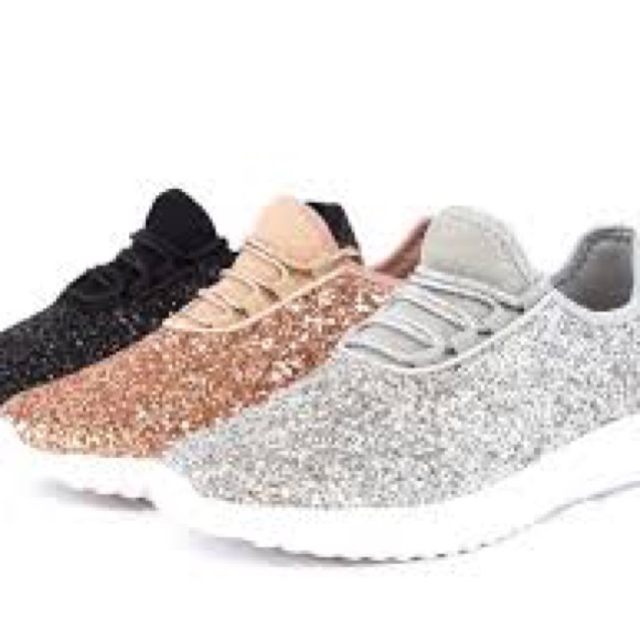 Shoes | Womens Glitter Bomb Sneakers