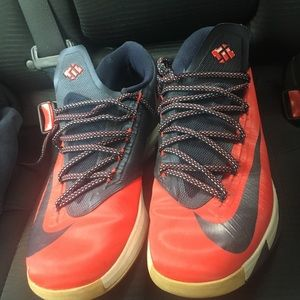 KD V NIKE ZOOM OG BASKETBALL SHOES