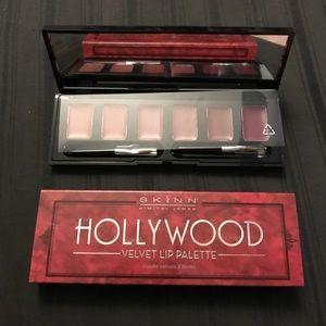 Skinn Cosmetic Velvet Lip Palette