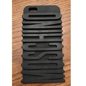 Accessories - Moschino iPhone 6 Plus Case