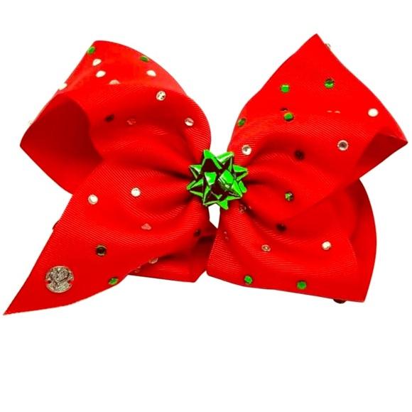 jojo siwa signature red bow