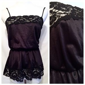 Vintage camisole by Nancy King (Made in the USA)