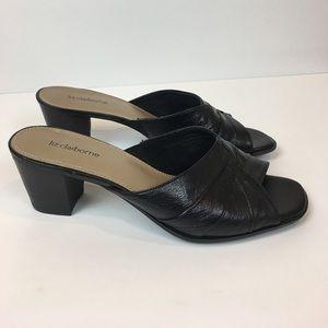 Liz Claiborne Women's Slides Sandals Size 10M