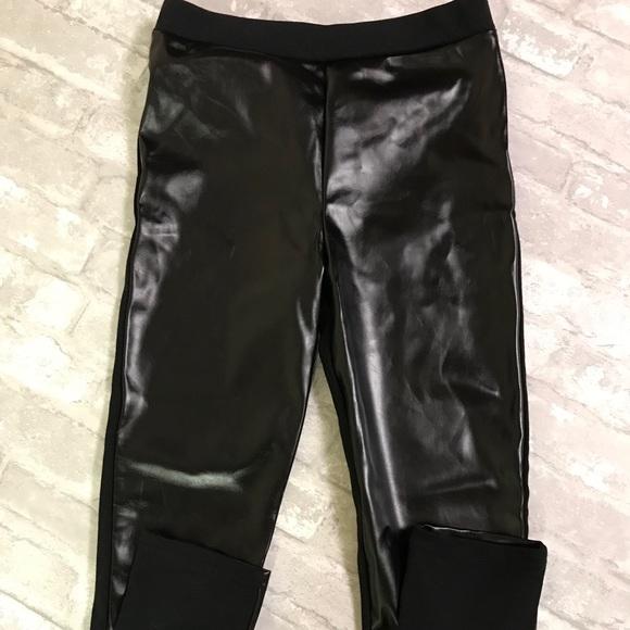 96829789beb2a Epic Threads Bottoms | Big Girls Faux Leather Pants | Poshmark