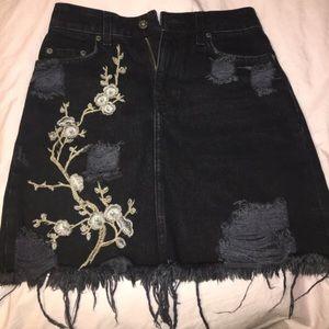 Carmar Denim Skirt 24