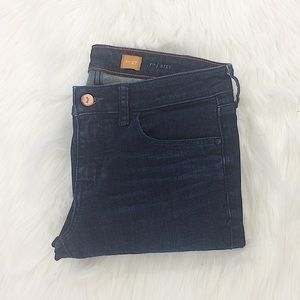 Anthro Pilcro And The Letterpress STET Crop Jeans