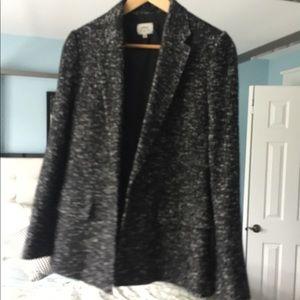 EUC Wilfred Wool Blazer Mixed Media blended warm