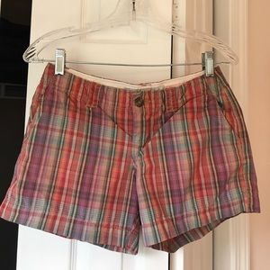 Vintage Old Navy Cotton Bermuda Shorts Low Rise 2