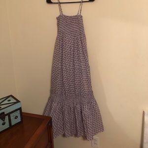 Moda International XS halter dress w/ adj. straps