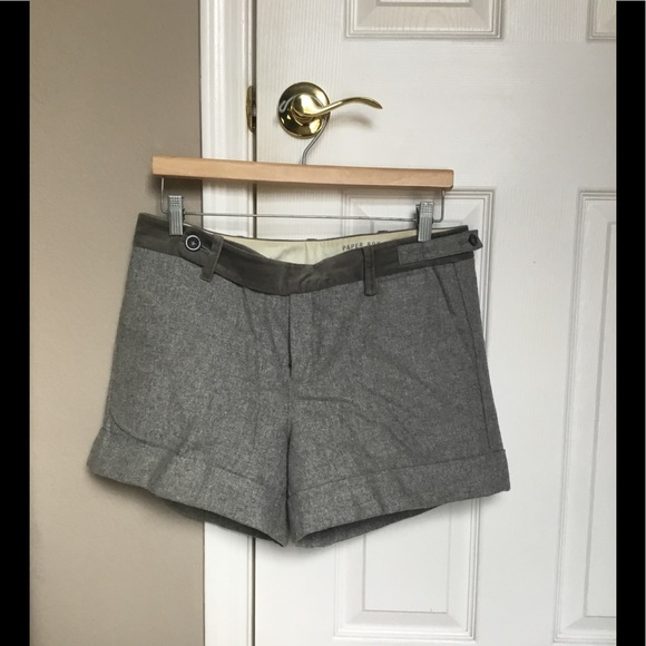 Anthropologie Pants - Anthropologie Trouser Shorts by Paper Boy