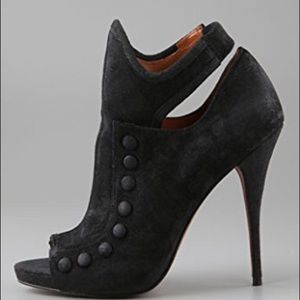 Elizabeth & James Peep Toe