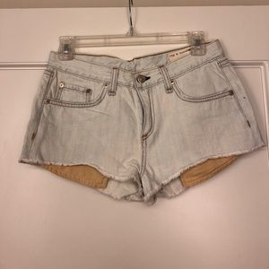 Rag & Bone shorts.